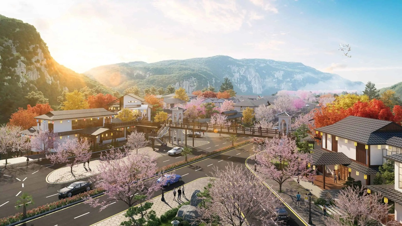 Biệt thự Sun Onsen Village Limited Edition Quang Hanh